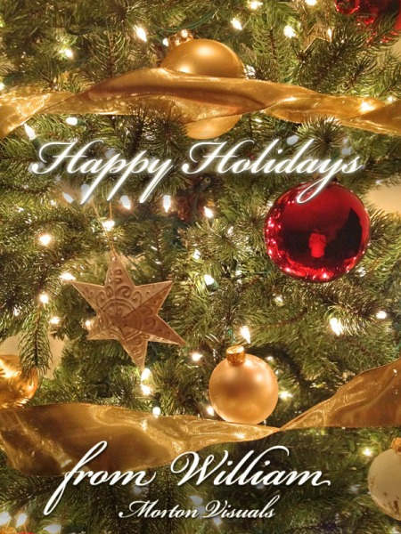 Morton Visuals' Christmas Card 2011